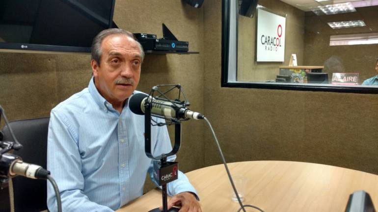 Luis Alfredo Ramos se defiende