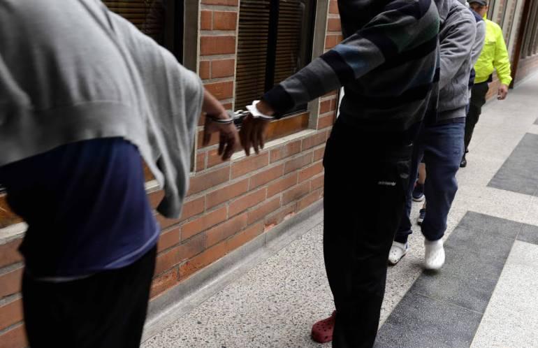 Capturan, presuntos, autores, crimen, barbería, Carmen, Viboral: Capturan a presuntos autores de crimen en barbería de El Carmen de Viboral
