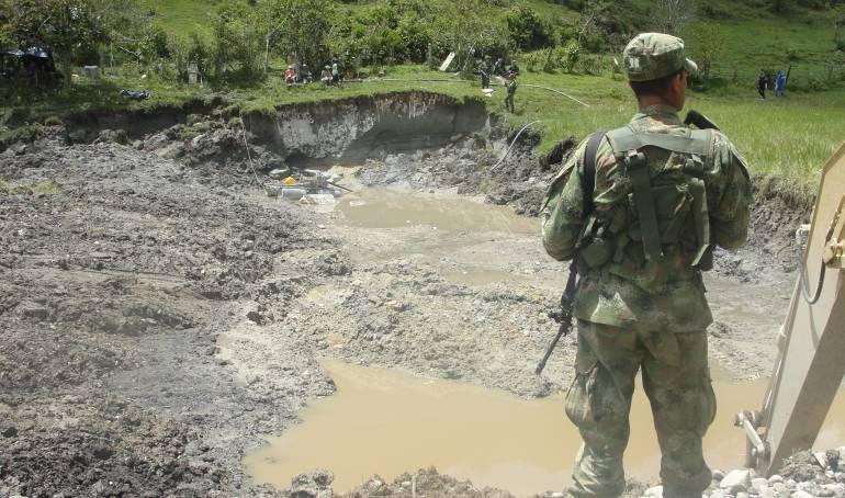 Explosión de mina en Anorí deja cinco personas fallecidas — Antioquia