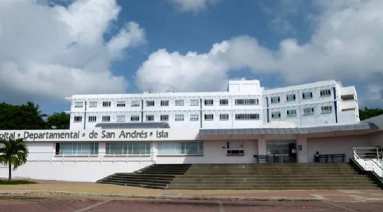 No hay un contrato todavía: virtual operador de hospital de San Andrés