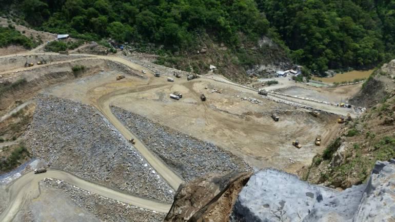 Llenado del embalse de Hidroituango no será suspendido