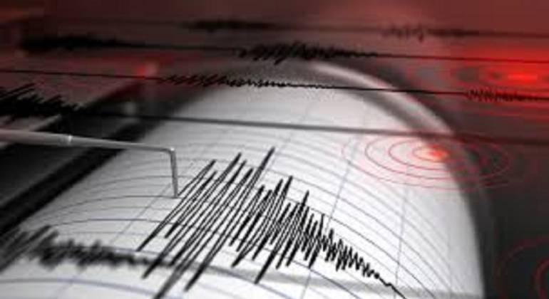 temblor valle: Solo susto causó el temblor en Cali y el Valle