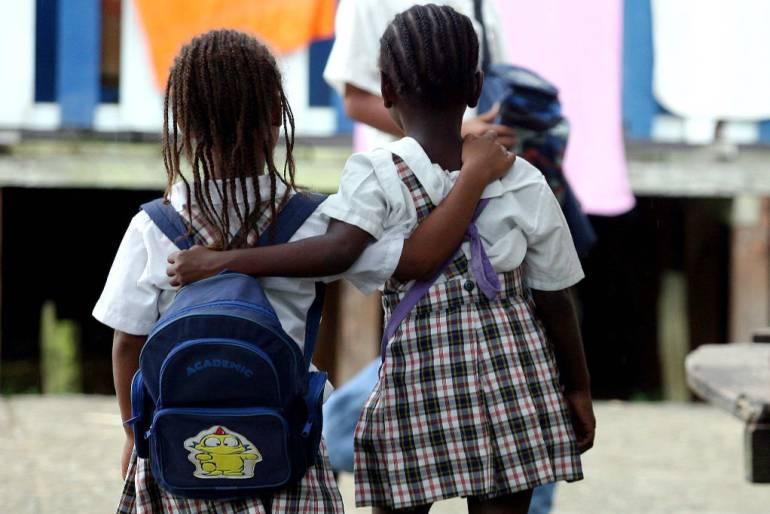 Educación en Cartagena: Varios niños cartageneros sin educación por falta de cupos escolares