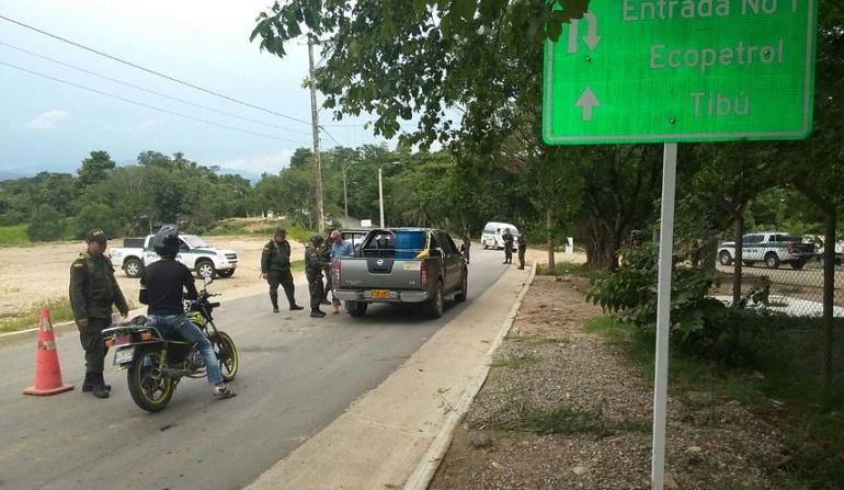 Grave crisis humanitaria en región del Catatumbo, Colombia