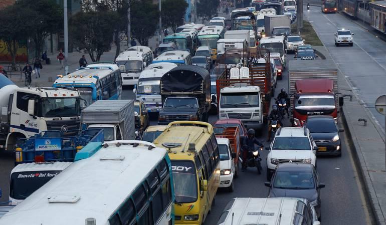 Descongestión Transmilenio Soacha: En Soacha piden no descongestionar la autosur por carriles de Transmilenio