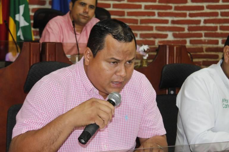 Alcaldes Locales de Cartagena presentaron informes de gestión: Alcaldes Locales de Cartagena presentaron informes de gestión