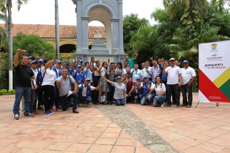 TIC en Bolívar: Las TIC llegan a los municipios bolivarenses de Mompox y Magangué