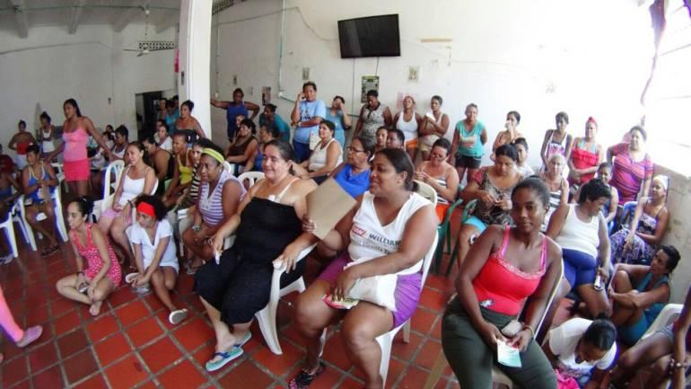 Subsidios a internas cárcel san diego Cartagena: En Cartagena, subsidio de salud y educación es devuelto a ex interna