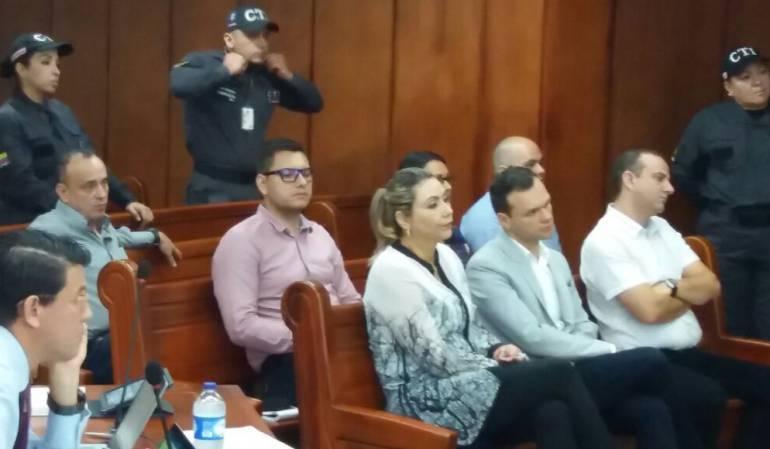 Luz Piedad Valencia: A la cárcel fue enviada la ex alcaldesa de Armenia Luz Piedad Valencia