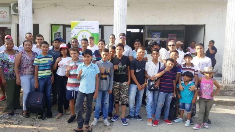 Festival vallenato: Arjona Bolívar estará representada en el Festival de la Leyenda Vallenata