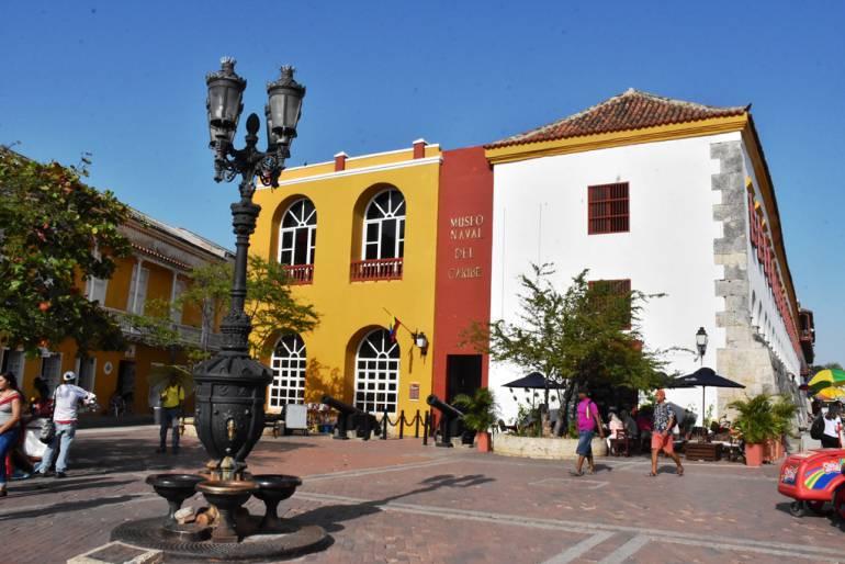 Museo naval del caribe: Museo Naval del Caribe abrirá sus puertas gratis último domingo de cada mes