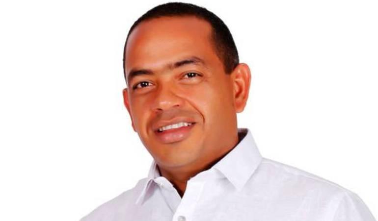 El alcalde de Riohacha, Fabio David Velásquez Rivadeneira.