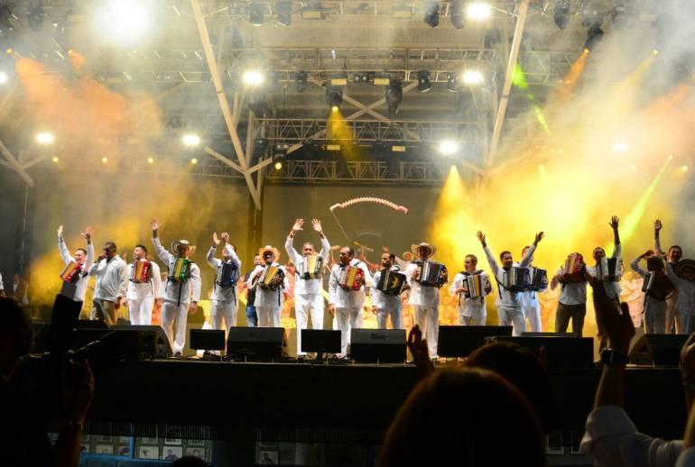Festival Vallenato: Los acordeones inician competencias en el Festival Vallenato