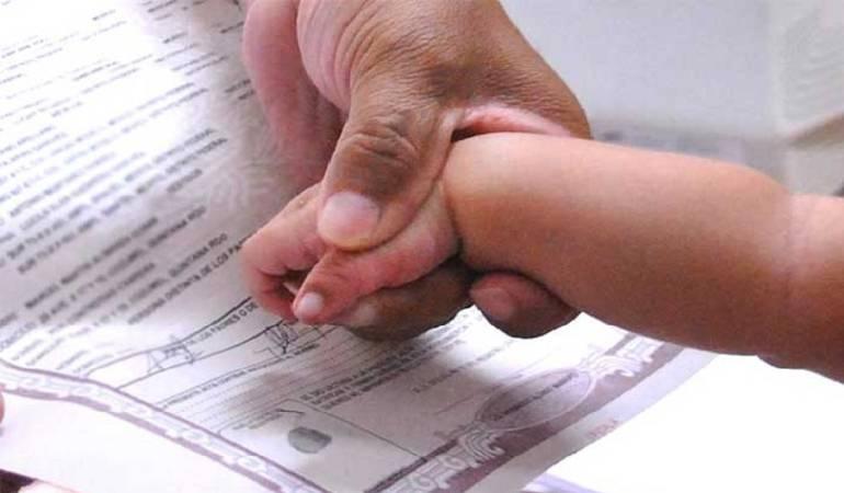 Sin registro civil: Cali se quedó sin registros civiles de nacimiento
