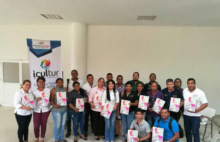 Gestores culturales de Colombia: Bolívar activa decreto a favor de seguridad social de gestores culturales