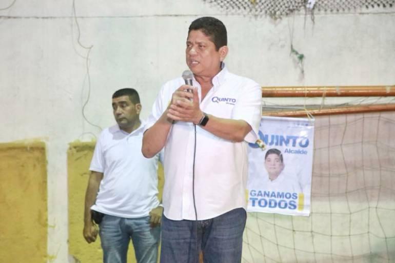 CNE deja en firme candidatura de Quinto Guerra a Alcaldía de Cartagena: CNE deja en firme candidatura de Quinto Guerra a Alcaldía de Cartagena