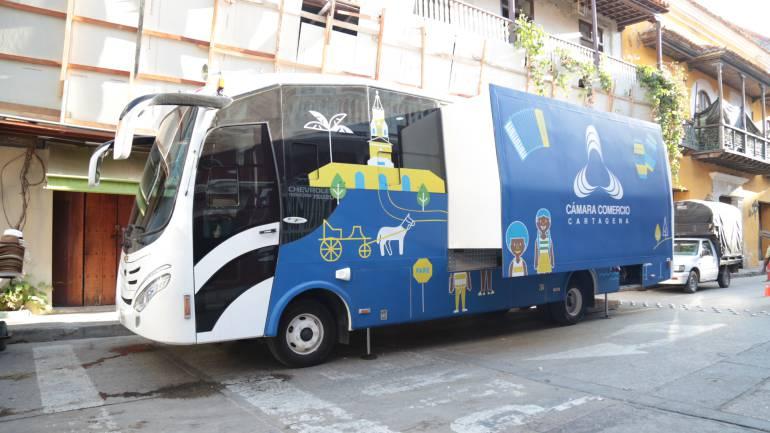 Últimos días de la Cámara Móvil en Cartagena: Últimos días de la Cámara Móvil en Cartagena