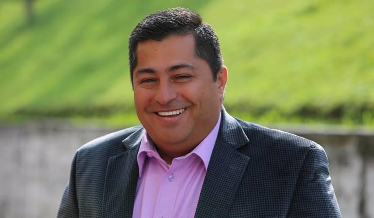 Alcalde de Manizales, Octavio Cardona León