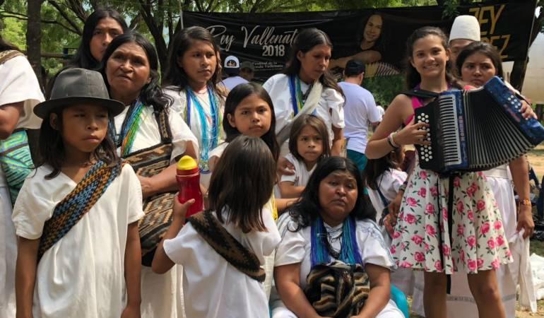 Más de mil concursantes disputan coronas en el Festival Vallenato 2018