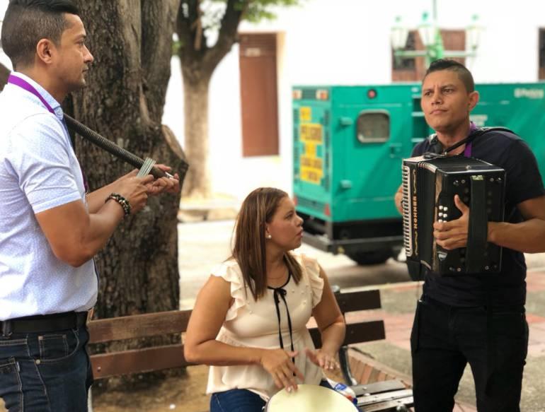 Arranca competencia de acordeoneros profesionales en Valledupar