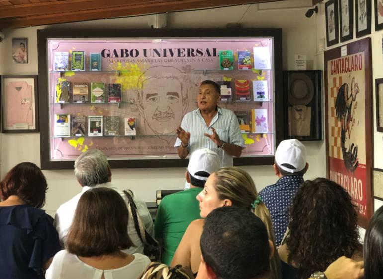'Gabo' presente en el Festival Vallenato a través de 24 idiomas