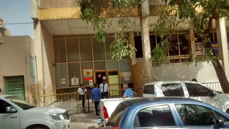 Protestan detenidos de las carceletas de la Uri por el hacinamiento: Protestan detenidos de las carceletas de la URI por el hacinamiento
