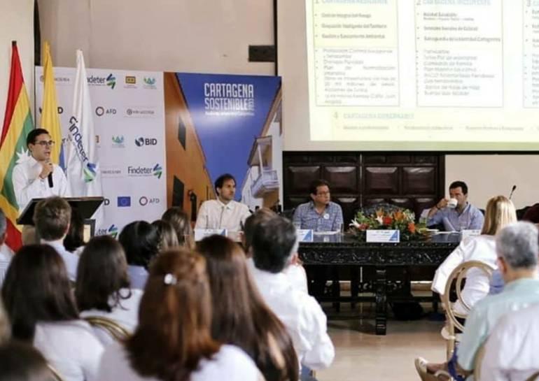 Concejo participa en la socialización del plan Cartagena Sostenible 2033: Concejo participa en la socialización del plan Cartagena Sostenible 2033