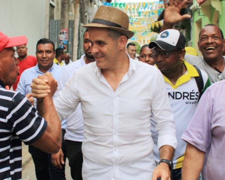 Andrés Betancourt desmiente comunicado sobre supuesta renuncia: Andrés Betancourt desmiente comunicado sobre supuesta renuncia