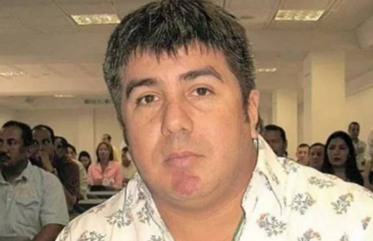 Ramón Prieto Jure, exalcalde de Pivijay, Magdalena.