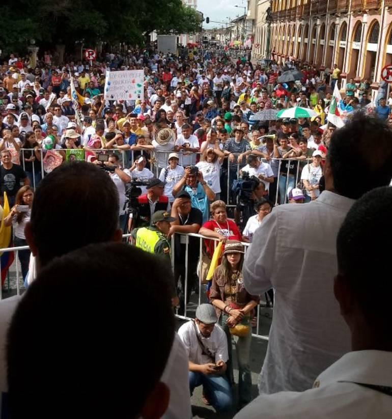 Propuesta Petro: Propuesta de Petro de comprar predios de Incauca generó rechazo en el Valle