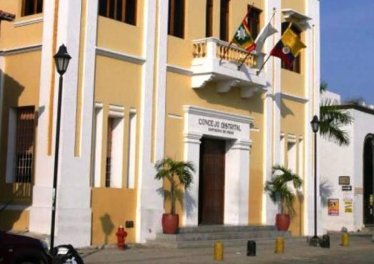 Concejo debe alinearse al Plan Cartagena Sostenible 2033: César Pión.: Concejo debe alinearse al Plan Cartagena Sostenible 2033: César Pión