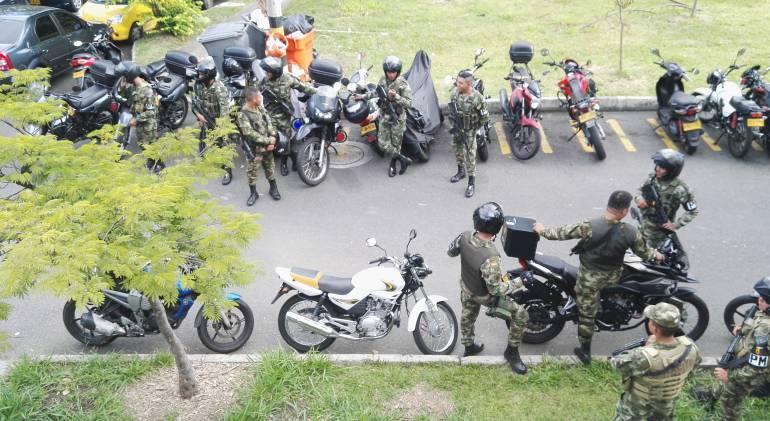 comua, trece, líderes, militar, intervención, operación, Orión: Líderes sociales le temen a una intervención militar en la comuna 13