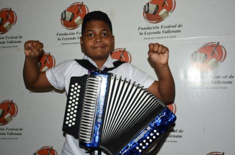 De Bolívar es el nuevo Rey Infantil del Festival Vallenato