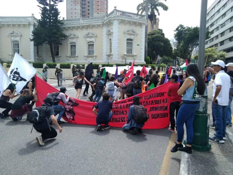 CELEBRACIÓN, MARCHA, JORNADA, PRIMERO DE MAYO: Fue masiva la marcha de los trabajadores