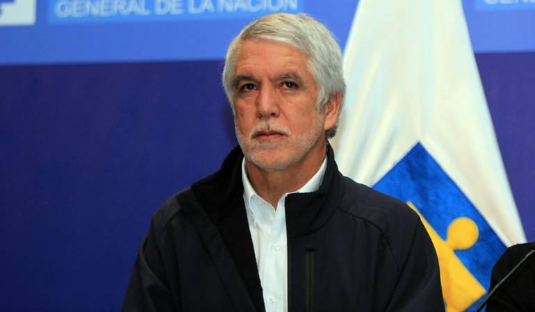 Distrito cuestiona informe de la Defensoría sobre presencia de Bacrim en Bogotá