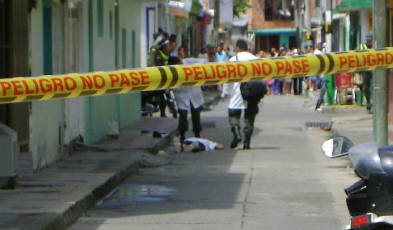 Bala Perdida: Una bala perdida mató a una familiar del presidente del Concejo Municipal