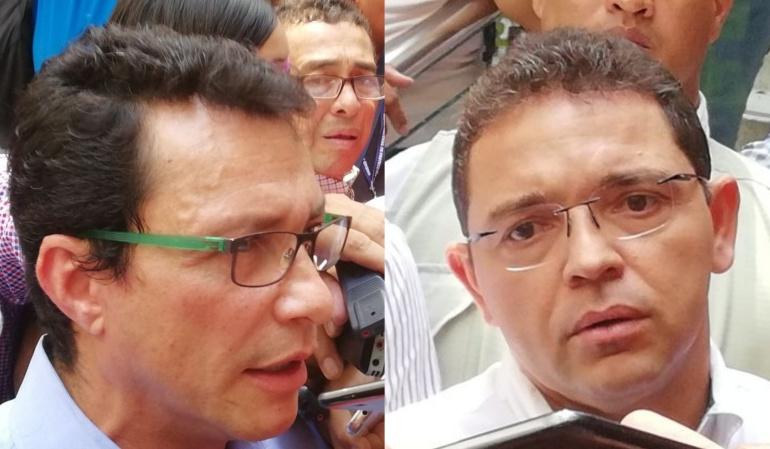 Aplazada audiencia contra Martínez y Caicedo en Santa Marta