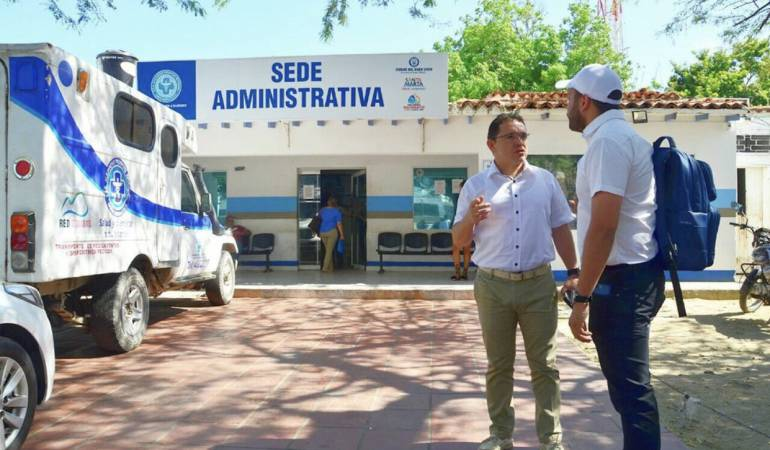 Procuraduría anula suspensión del gerente de la ESE de Santa Marta