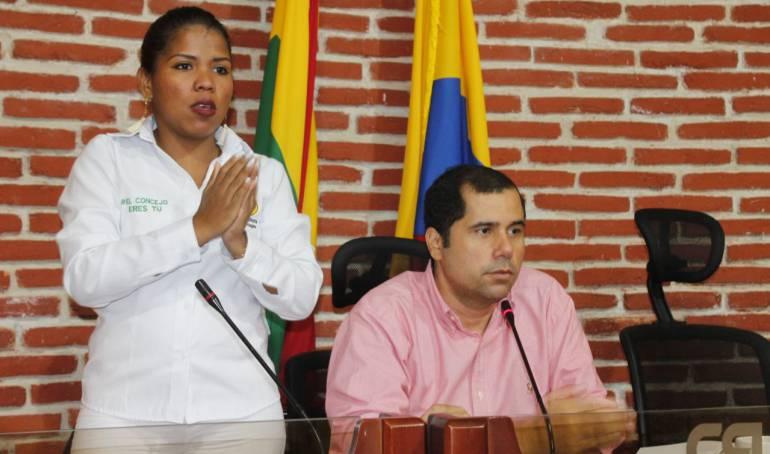 Continúa estudio del Plan Maestro de Educación en el Concejo de Cartagena