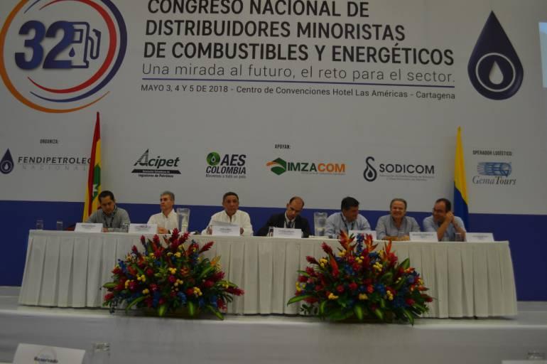 Congresos Cartagena: Empresarios Minoristas de Combustibles y Energéticos reunidos en Cartagena