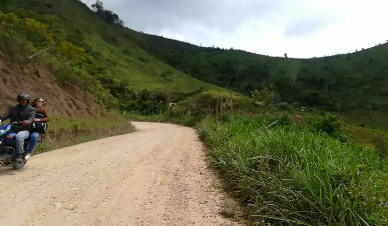 Campesinos abandonan sus tierras, sin dejar huellas: Personero de Hacarí