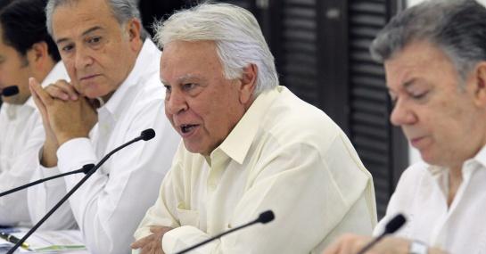 Gobierno y Farc analizan avances del proceso de paz en Turbaco Bolívar: Gobierno y Farc analizaron avances del proceso de paz en Bolívar