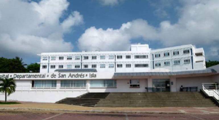Crisis hospitalaria San Andrés: Piden ayuda a Gobierno ante inminente colapso de hospital de San Andrés