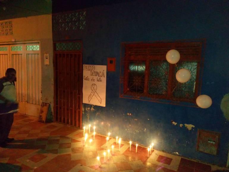 Puerto Boyacá de luto por asesinato de un niño a manos de su propia madre: Puerto Boyacá de luto por asesinato de un niño a manos de su propia madre