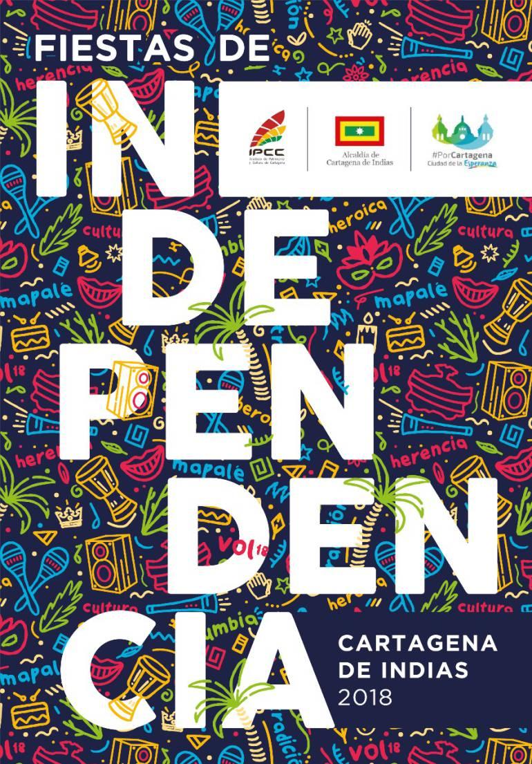Fiestas novembrinas Cartagena: Ya se conoce imagen que promocionará Fiestas de Independencia en Cartagena