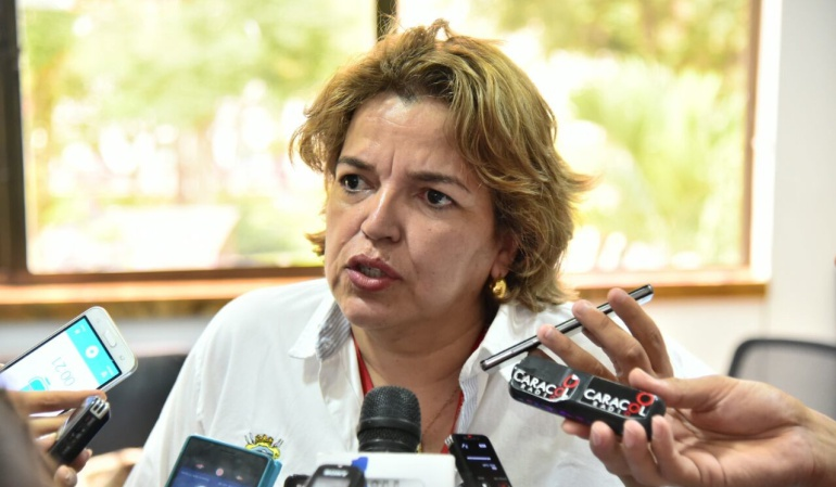 Giomar Troncoso, directora GPAD Ibagué