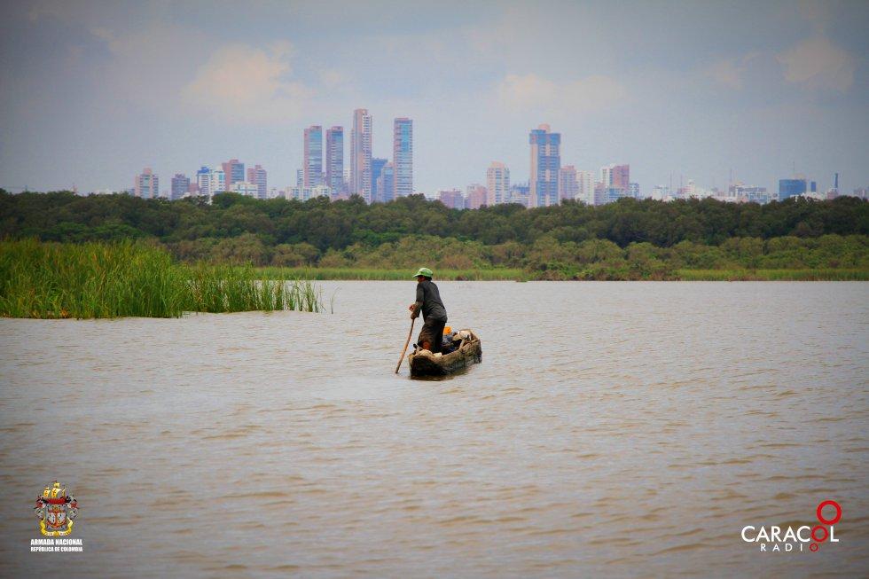 Barranquilla es fuertemente afectada con las quemas indiscriminadas que se realizan en el Parque