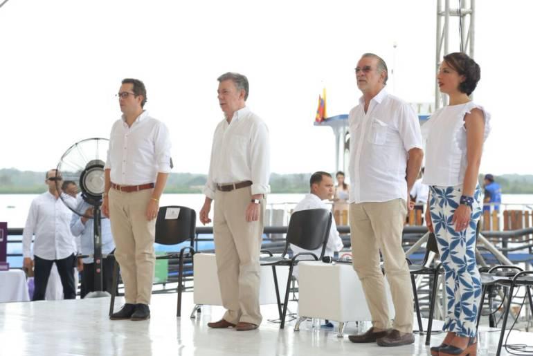 Que el mundial una a los colombianos para dejar la sed de venganza: Santos