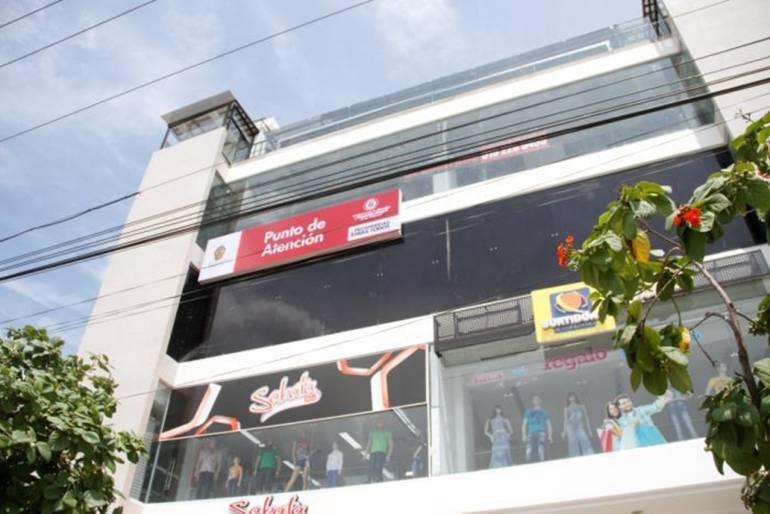 Centro de atención a victimas Cartagena: Denuncian mal estado de sede de Centro de Atención a Víctimas de Cartagena