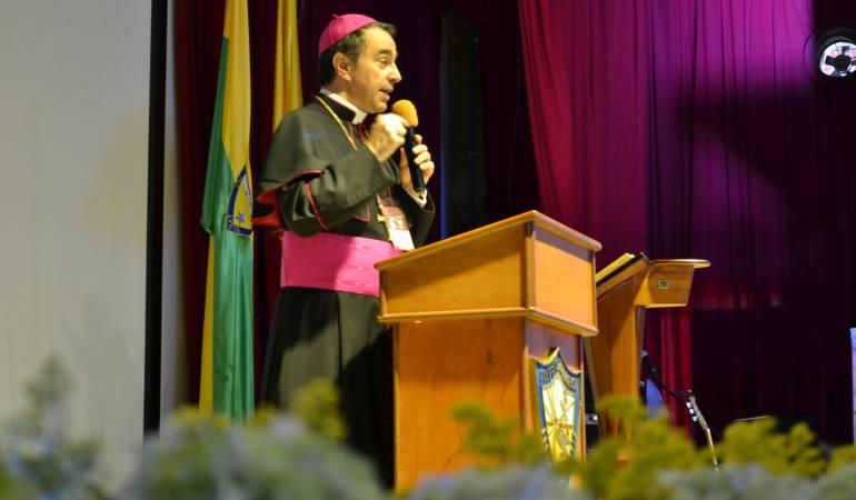 Ettore Balestrero, nuncio apostólico en Colombia